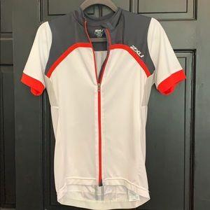 2XU cycling triathlon shirt medium